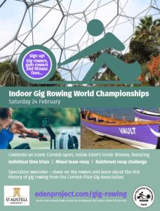 Indoor Gig Rowing World Championships